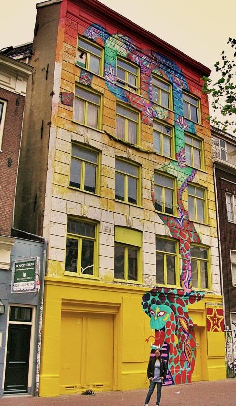 16 - Amsterdam Netherland