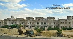 This is part of the developed Maadi Heights in Cairo, Egypt.