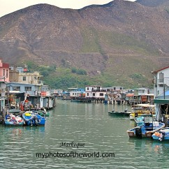 Ngong Ping is a fishing village in the western coast of Lantau Island, Hong Kong.
