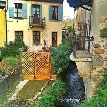Borghetto Italy is a lovely village where the Festival of Love Knots is being held annually.
