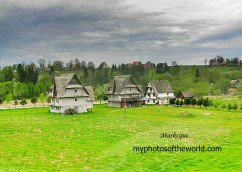Historically, Slovak homes consisted of just one room where all activities were being done.