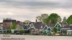 Volendam Netherlands is Holland's well-known fishing village.