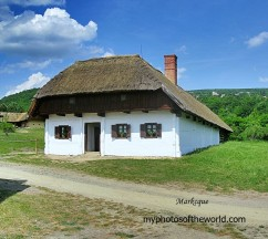 Szentendre is a town in Hungary, popular among tourists because of its museums.