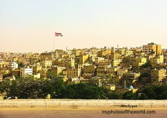 Amman is said to be the most populous city in Jordan but it is filled with historical sites.