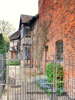"""Stratford, England is a """"market town"""" since it held weekly markets dating back to King Richard I's era."""