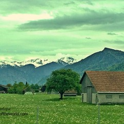 Settlement in Vaduz Liechtenstein started in the 5th Cent. Many houses are listed & therefore protected.
