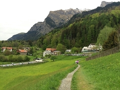 Heidiland, Switzerland