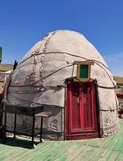 Nomadic Ger Camp Mongolia